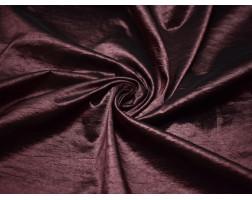 Тафта темно-бордовая