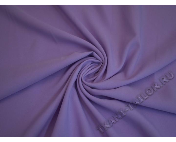 Габардин светло-фиолетовый