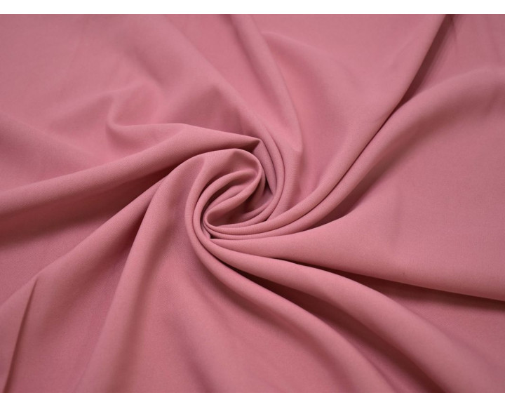 Габардин пыльно-розовый