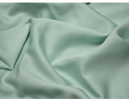 Шелк атлас светло-зеленый