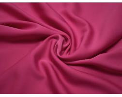 Шелк атлас малиново-розовый