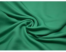 Шелк атлас зеленый
