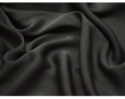 Шелк атлас темно-серый