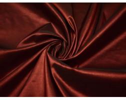 Тафта коричнево-красная