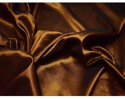 Тафта бронзово-коричневый