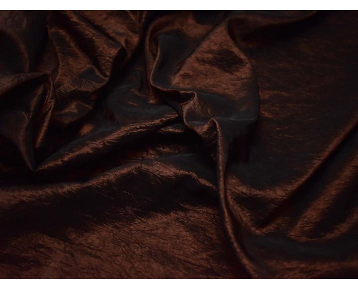 Тафта темно-коричневая