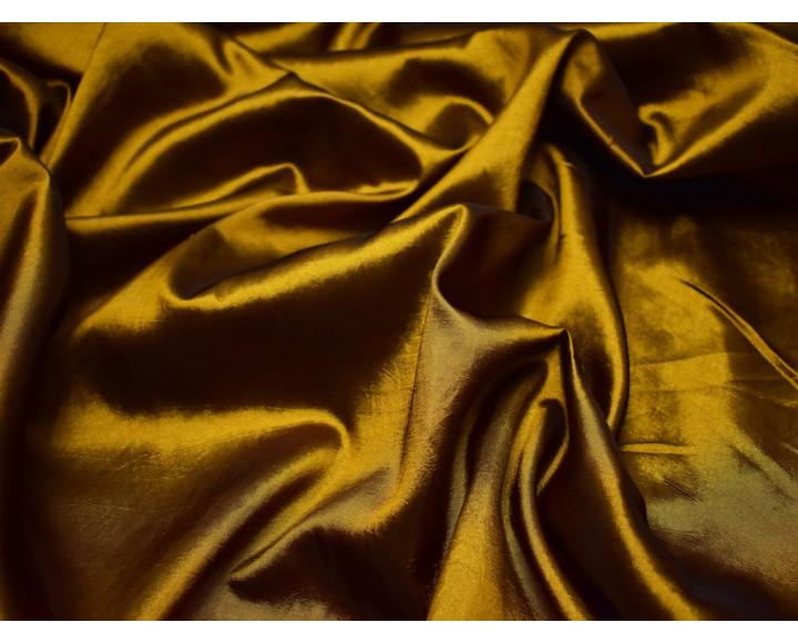 Тафта бронзового цвета