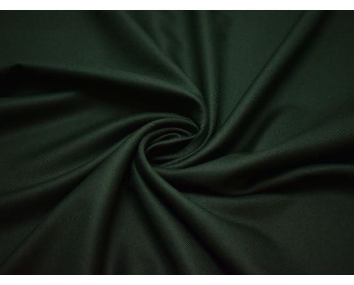Костюмная шерсть зеленая