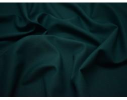 Костюмная шерсть изумрудно-зеленая