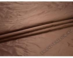 Плательная коричнево-бежевая