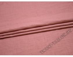 Лен розовый