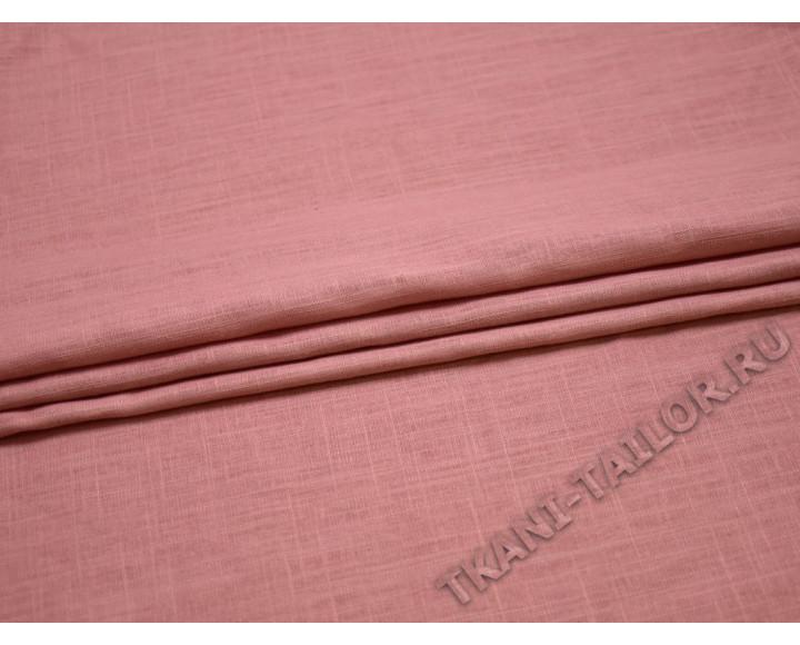 Лен серовато-розовый