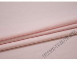 Лен бледно-розовый