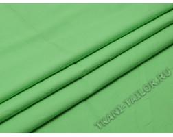 Джинсовая ткань светло-зеленая
