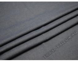 Джинсовая ткань серо-синяя