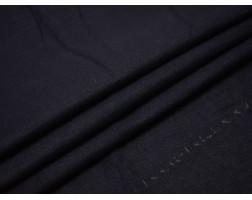 Джинсовая ткань черновато-синяя плотная