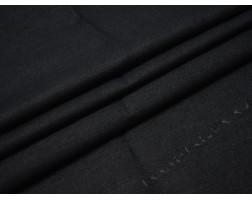 Джинсовая ткань черно-серая
