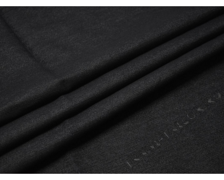 Джинсовая ткань плотная черная