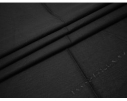 Джинсовая легкая ткань черная