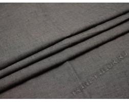 Джинсовая ткань стрейч светло-серая