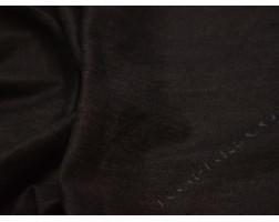 Джинсовая ткань темно-коричневая