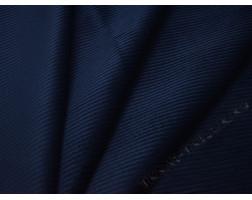 Вельвет темно-синий