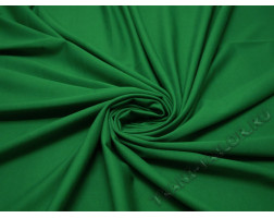 Трикотаж джерси зеленый