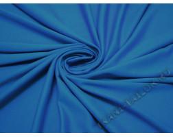 Трикотаж джерси светло-синий