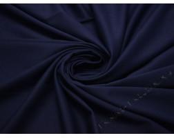 Трикотаж джерси фиолетово-синий