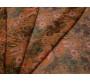 Шифон коричневый с люрексом
