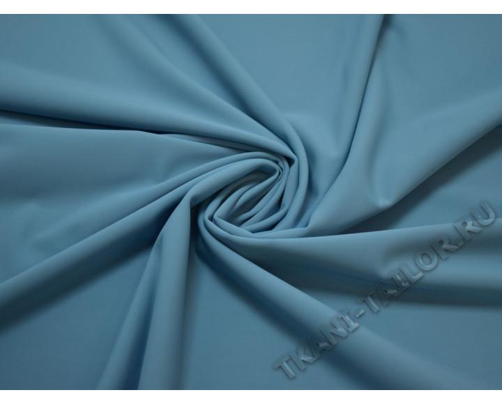 Бифлекс матовый пально-голубого цвета