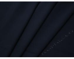 Костюмная ткань черновато-синяя