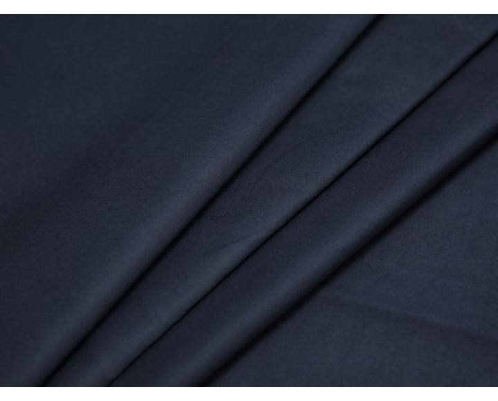 Костюмная ткань хлопковая темно-серая
