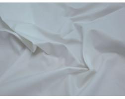Костюмная ткань тонкая белая