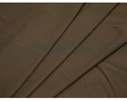 Костюмная ткань стрейч коричневая