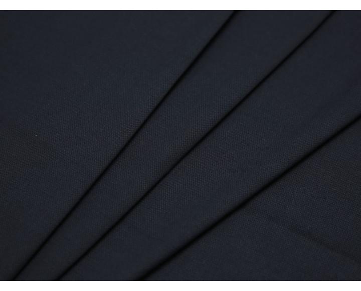 Костюмная ткань хлопковая серая