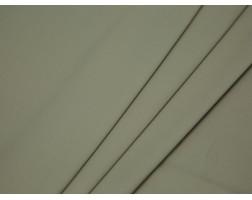 Костюмная ткань хлопковая бежевого цвета