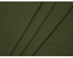 Костюмная ткань оливкового цвета