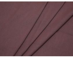 Костюмная ткань в рубчик бордовая
