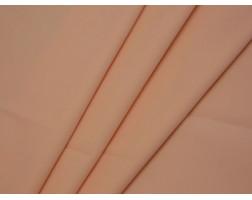 Костюмная ткань светло-оранжевая