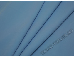 Плательная ткань голубая