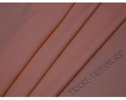 Плательная ткань персиковая