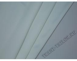 Плательная ткань молочно-белого цвета