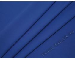 Плательная ткань ярко-синяя
