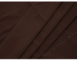 Плательная ткань коричневая