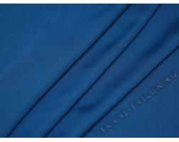 Плательная ткань вискозная голубая