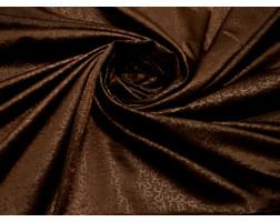 """Атлас """"Жаккард коричневый"""" Б6В-00032"""