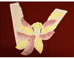 Воротнички цветочки 19